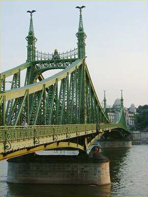 Photo of Liberty Bridge, Budapest