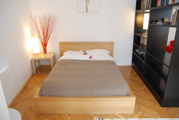 Budapest Holiday / Vacation Apartment: Photo of Bedroom